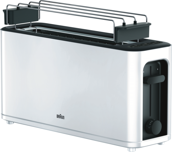Braun HT3110WH PurEase Weiss Toaster