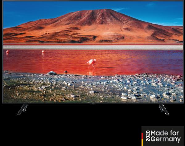 Samsung GU75TU7079UXZG Nachtschwarz 189cm 4K UHD PQI2000 SmartTV