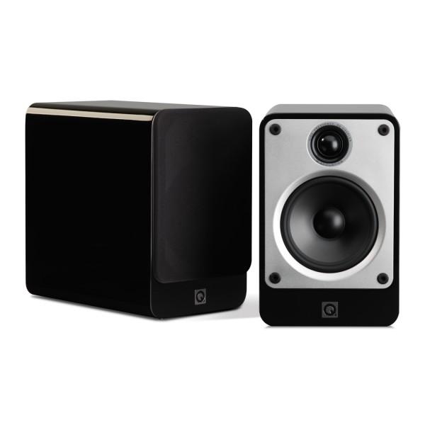 Q Acoustics Concept 20 schwarz Stueckpreis