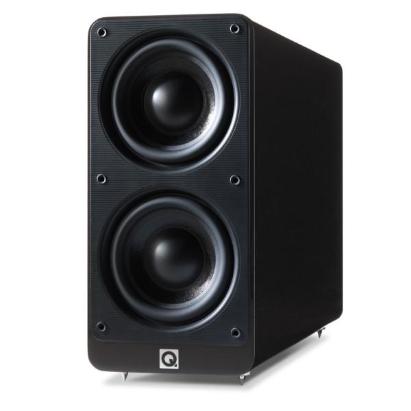 Q Acoustics 2070Si schwarz hochglanz