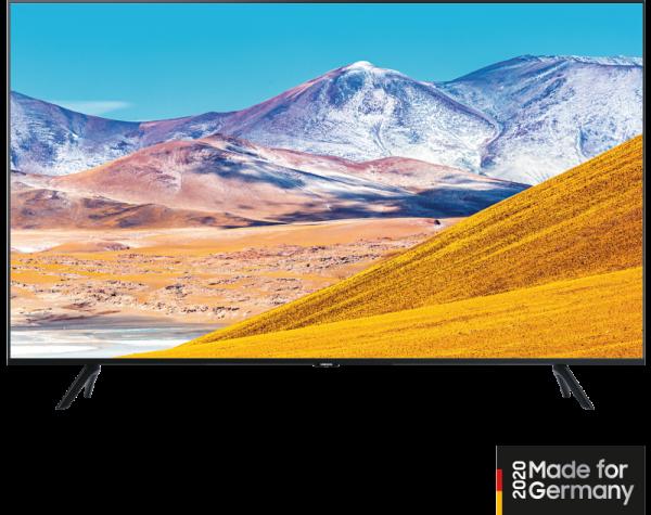Samsung GU82TU8079UXZG Schieferschwarz 207cm 4K UHD PQI2100 SmartTV