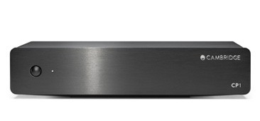 Cambridge Audio CP1 schwarz Phono Vorverstärker