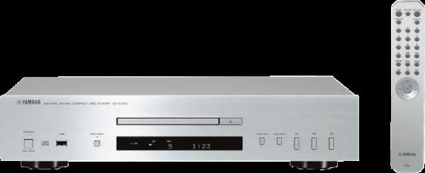 Yamaha CDS700 silber
