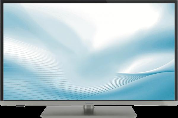 Panasonic TX24JSW354 Inox-Silber 60cm HD 600Hz SmartTV