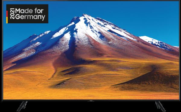 Samsung GU75TU6999UXZG Nachtschwarz 189cm SmartTV