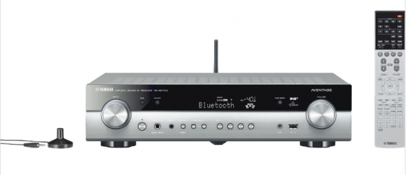 Yamaha RXAS710 DAB+ titan 7-Kanal AV-Receiver
