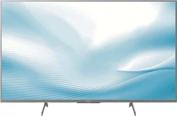Sony KD49XH8577SAEP silber 108cm 4K SmartTV