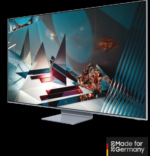 Samsung QLED GQ75Q800TGTXZG Titan-Schwarz 189cm 8K UHD HDR SmartTV deutsches Modell 2020