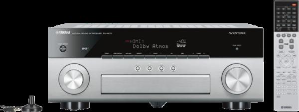 Yamaha RXA870 titan 7-Kanal AV-Receiver
