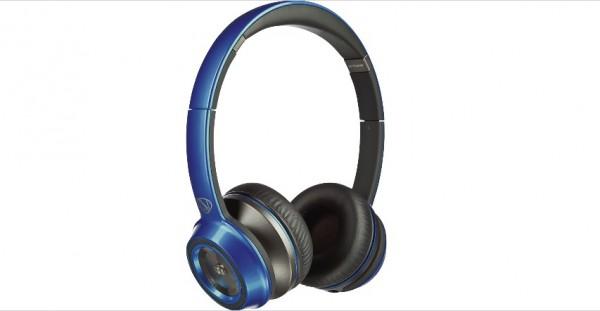 Monster N-Tune OnEar blau