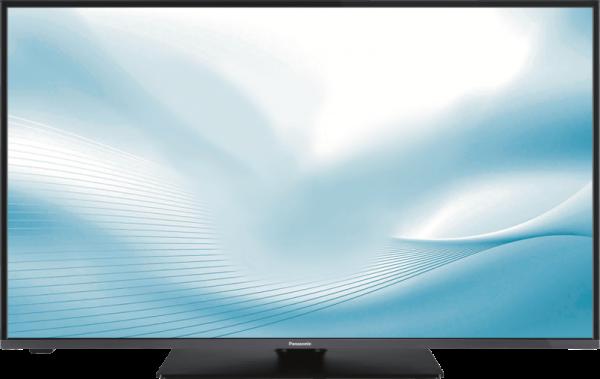 Panasonic TX43HXW584 Glossy black 108cm 4K UHD TripleTuner SmartTV