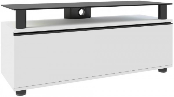 VCM Clano TV Rack weiss
