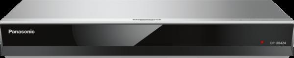 Panasonic DPUB424EGS silber Player