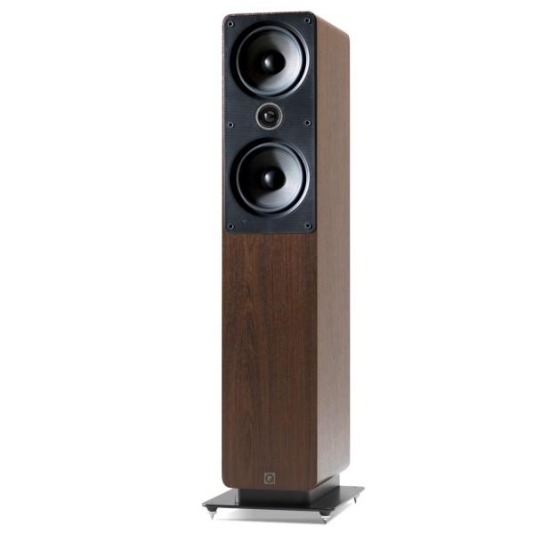 Q Acoustics 2050i walnuss Stueckpreis