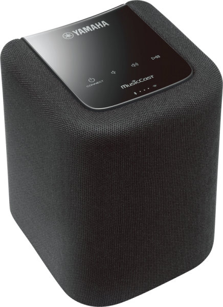 Yamaha WX010 schwarz Multiroom Lautsprecher