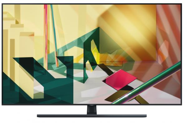 Samsung QLED QE65Q70T schwarz 163cm 4K HDR SmartTV