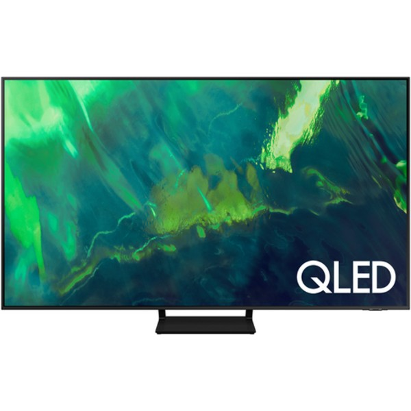 Samsung QLED QE75Q70A schwarz 189cm 4K UHD HDR SmartTV