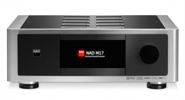 NAD M17 v2 Vorverstärker
