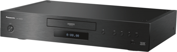 Panasonic DPUB9004EGK Schwarz Blu-ray Player