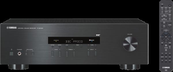 Yamaha RS202 D Schwarz Stereoverstärker