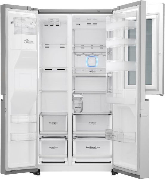 LG GSX971NEAZ Side-by-Side-Kühlschrank