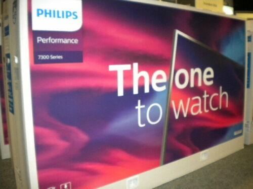 Philips 65PUS7304 silber 165cm 4K SmartTV