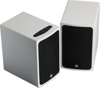 Q Acoustics BT3 Bluetooth Lautsprecher weiss