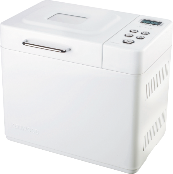 Kenwood BM250 Weiss Brotbackautomat