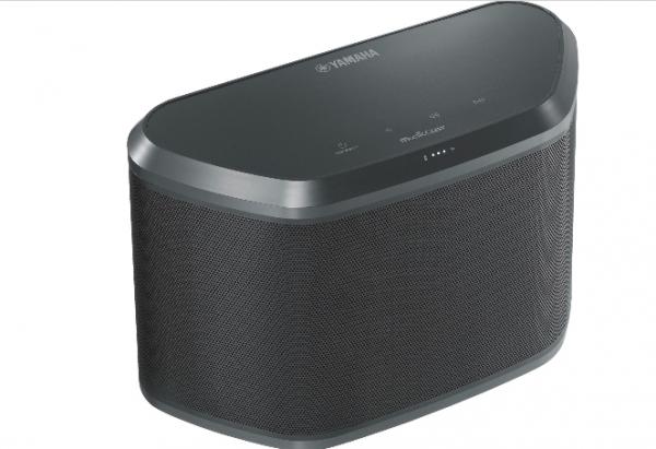 Yamaha WX030 schwarz Multiroom Lautsprecher