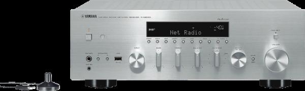 Yamaha RN803D silber Stereoverstärker