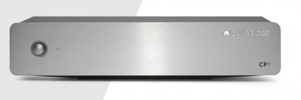 Cambridge Audio CP1 silber Phono Vorverstärker