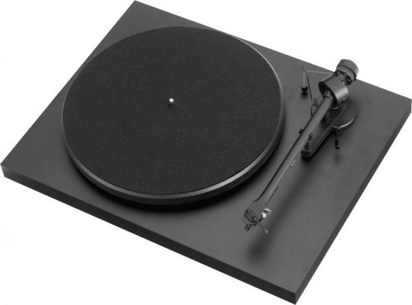 Project Debut III schwarz Plattenspieler