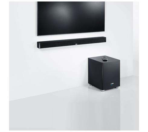 Canton DM900 schwarz