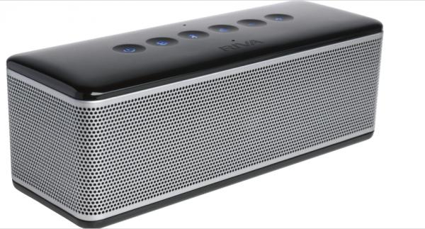 Riva S schwarz portabler Lautsprecher
