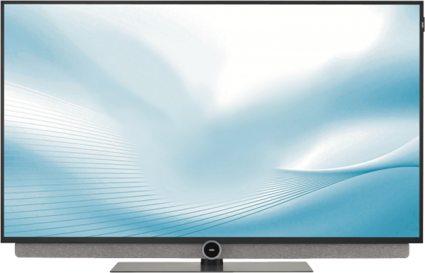 Loewe Bild 3.49 licht-grau 129cm 4K UHD SmartTV