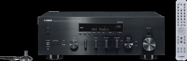 Yamaha RN303D schwarz Stereoverstärker