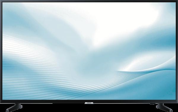 Samsung UE43NU7099UXZG Glossy black 108cm 4K UHD TripleTuner PQI1300 SmartTV