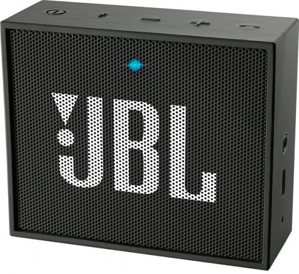 JBL Go Schwarz Portabler Lautsprecher