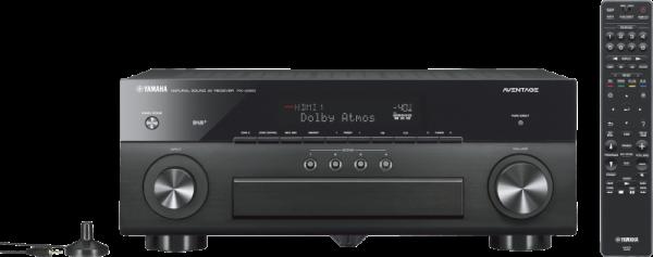 Yamaha RXA880 schwarz 7-Kanal AV-Receiver