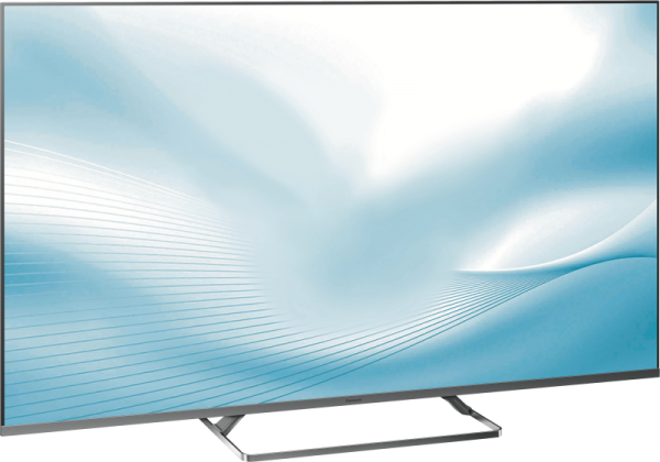 Panasonic TX40HXF887 MetalSilver-ChromeSilver 100cm 4K UHD DolbyVision 1600Hz TripleTuner SmartTV