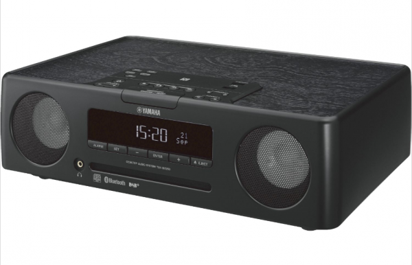 Yamaha TSXB235 DAB schwarz Stereo-Audiosystem Bluetooth