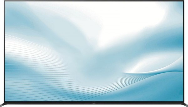 Sony KD75ZH8BAEP Dark Silver