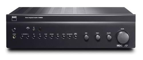 NAD C356BEE DIGITAL2 Stereo Vollverstärker inkl. MDC DAC 2 Modul