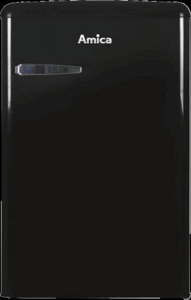Amica KS15614S schwarz Kühlschrank